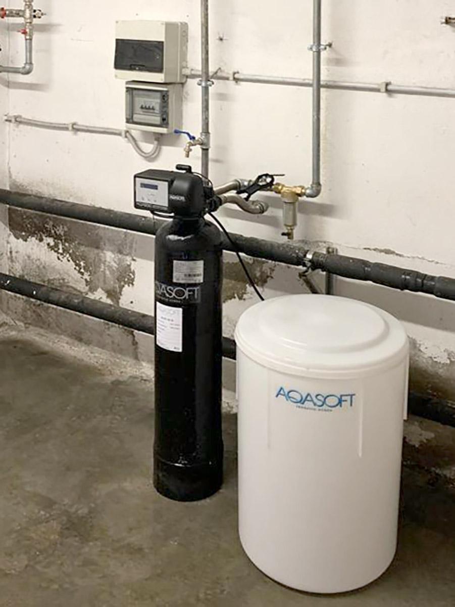impianto addolcitore acqua condominio